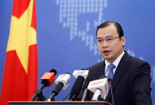 Viet Nam yeu cau ICAO sua ban do ve da Chu Thap