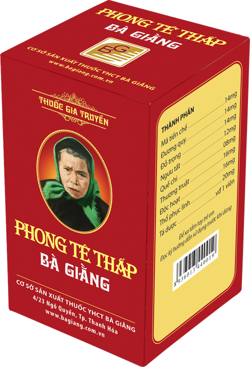 Phong te thap Ba Giang da duoc Vien kiem nghiem TU khang dinh
