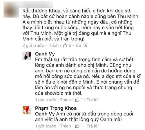 Quan ly cua Thu Minh tuyen bo cach mat Vy Oanh-Hinh-7