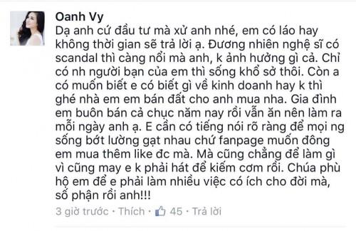 Quan ly cua Thu Minh tuyen bo cach mat Vy Oanh-Hinh-8