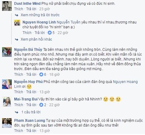 Tranh cai truoc ly do ly hon cua MC 'Chung toi la chien sy'-Hinh-2