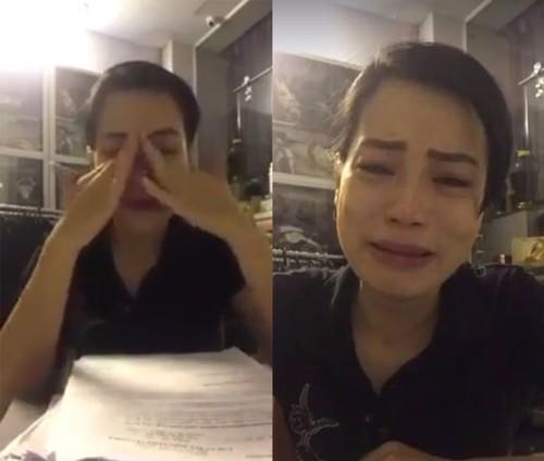 Vo Xuan Bac livestream to dong nghiep cua chong: Dai hay khon?