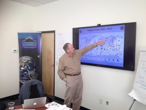 NASA mo Van phong Quoc phong Hanh tinh bao ve Trai dat-Hinh-2