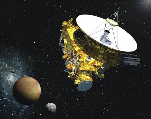Ky ngu dong he 2017 cua tau New Horizons co gi dac biet?