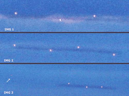 Cap doi tuyen bo tung phat hien 40 vat the nghi UFO tren troi-Hinh-2