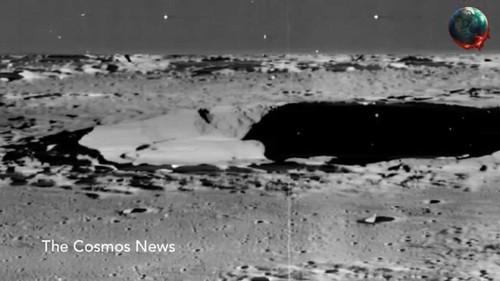 Hình ảnh bề mặt Mặt trăng vào năm 1968 được chụp bởi Lunar Orbiter vừa xuất hiện trực tuyến gây ra làn sóng tranh cãi dữ dội. Nguồn ảnh: Disclose.