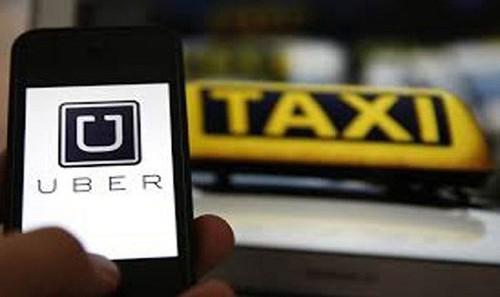 Uber Viet Nam treo dau de, ban thit cho?
