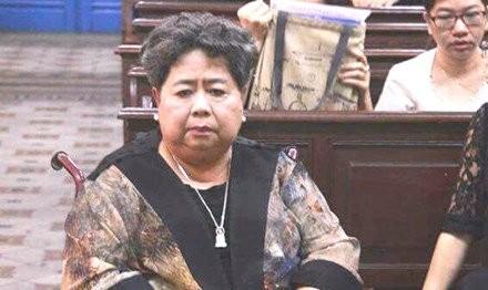 """Nu dai gia Hua Thi Phan """"dinh cham"""" the nao?"""