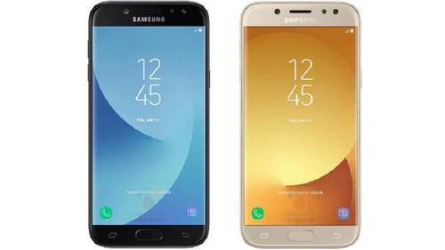 Galaxy J5 2017 thiet ke dep nhu flagship, thong so camera nhu S8