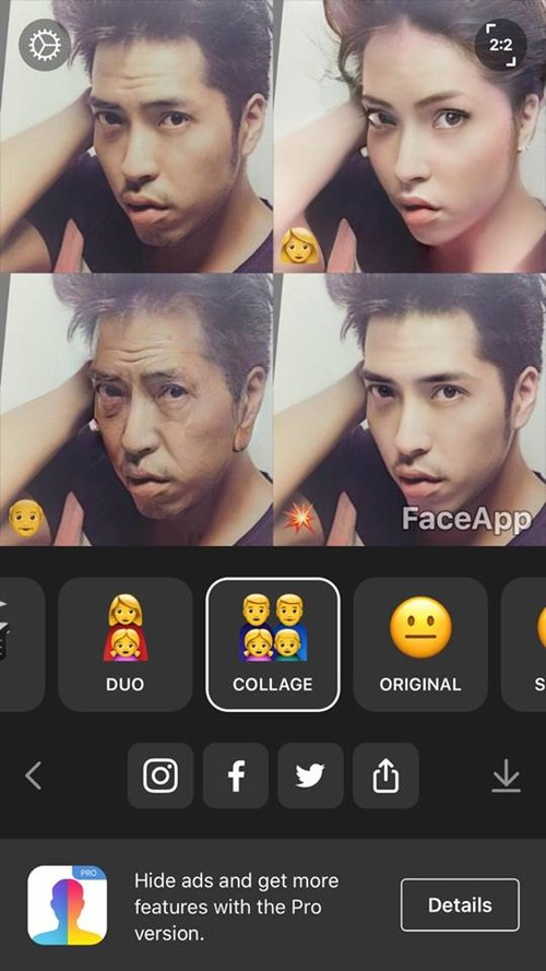 Ung dung chup anh FaceApp dang khuay dong gioi tre-Hinh-2