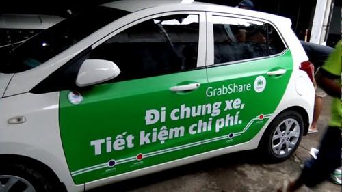 Bo GTVT: UberPOOL va GrabShare giong nhu xe du tra hinh