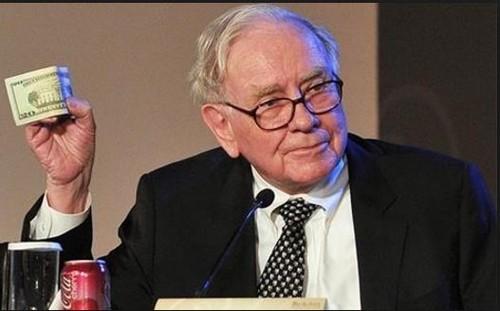 Toc do kiem tien sieu khung 222 USD/giay cua ty phu Warren Buffett