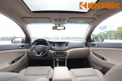 """""""Chot gia"""" 925 trieu, Hyundai Tucson 2016 doi dau Honda CR-V-Hinh-3"""