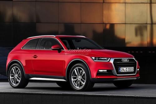 Audi dau tu them 3 ty Euro cho 2 dong crossover moi-Hinh-3