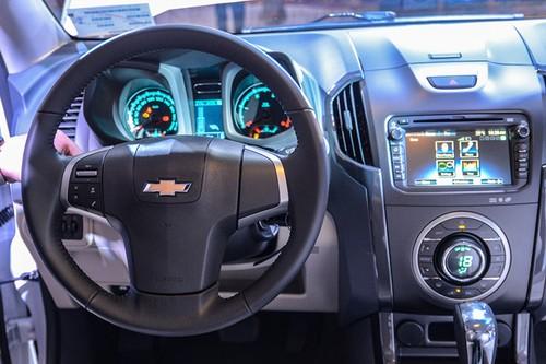 GM Viet Nam trieu hoi 137 xe Chevrolet Colorado