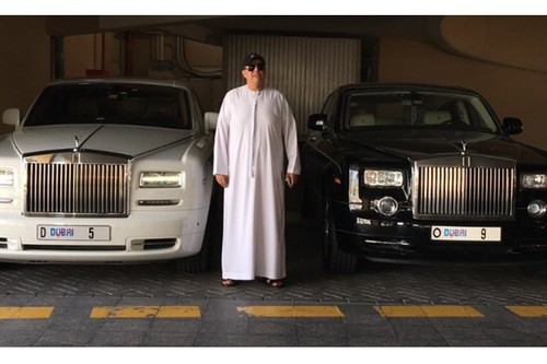 Ly do chi 365 ty mua bien so oto cua dai gia Dubai