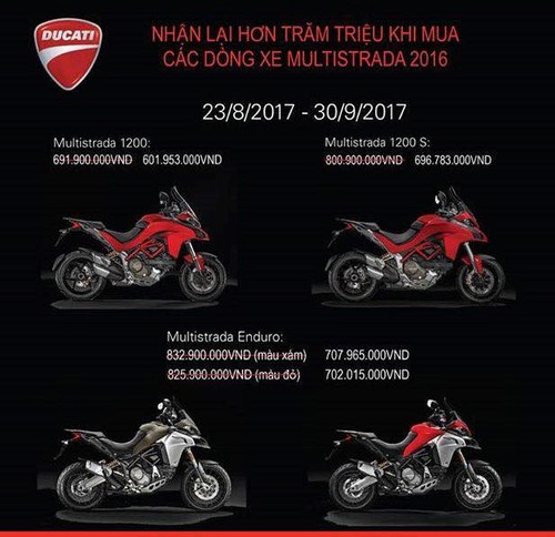Ducati Viet Nam giam gia moto toi 125 trieu dong-Hinh-2