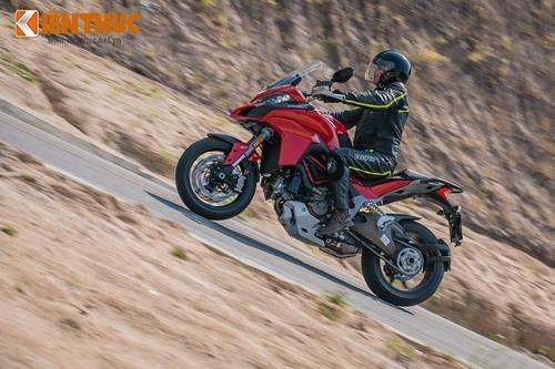 Ducati Viet Nam giam gia moto toi 125 trieu dong