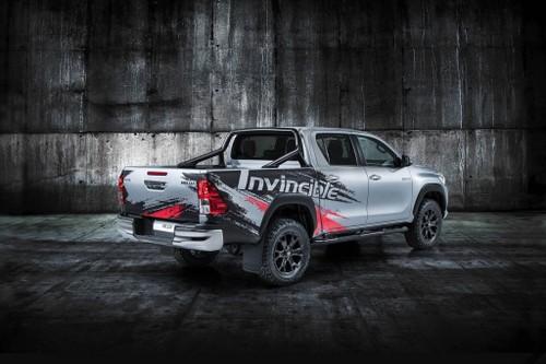 Toyota ra mat ban tai Hilux phien ban dac biet-Hinh-2