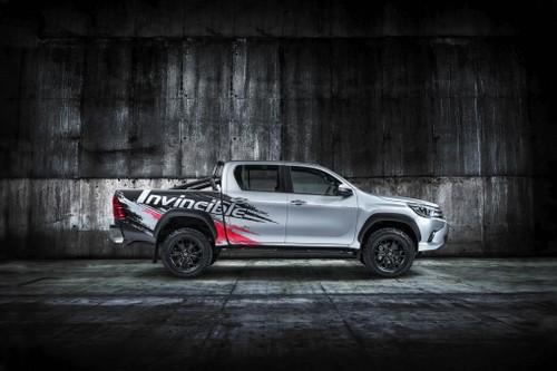 Toyota ra mat ban tai Hilux phien ban dac biet-Hinh-4