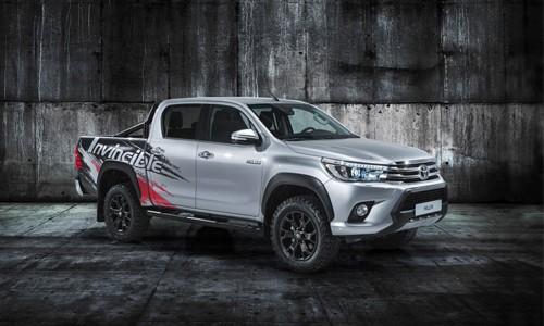 Toyota ra mat ban tai Hilux phien ban dac biet-Hinh-6