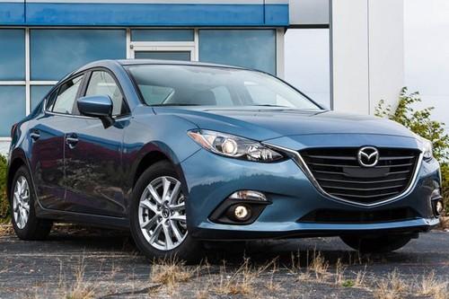 Mazda3 phien ban 2016