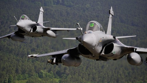 Chien dau co MiG-35 Nga co thang duoc Rafale lan 2?