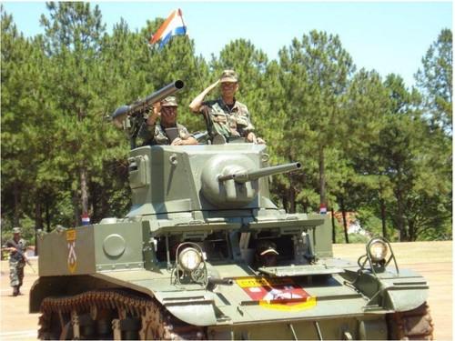 Chuyen that nhu dua: Xe tang M4 Sherman tro lai phuc vu