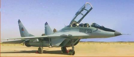 Cai ket bat ngo tran khong chien giua MiG-29 va Su-27