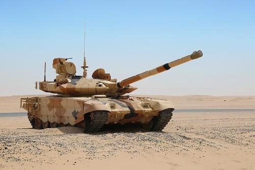 Kuwait muon mua phien ban T-90 toi tan nhat cua Nga