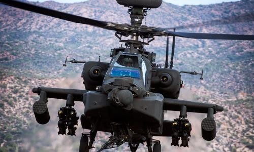 Singapore nang cap toan bo truc thang tan cong Apache