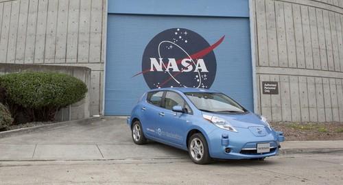 [DX-6a] Nissan bat tay NASA phat trien cong nghe tu lai