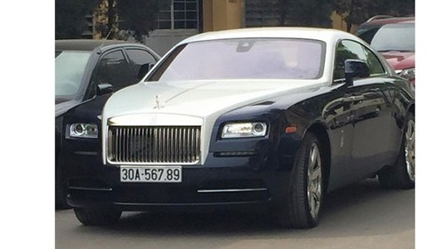 "Rolls-Royce Wraith moi ve Viet Nam da ""ruoc"" bien so sieu khung-Hinh-2"
