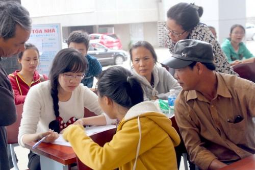 DH Y duoc TP.HCM: Tang diem tieu chi phu, 79 thi sinh bi loai