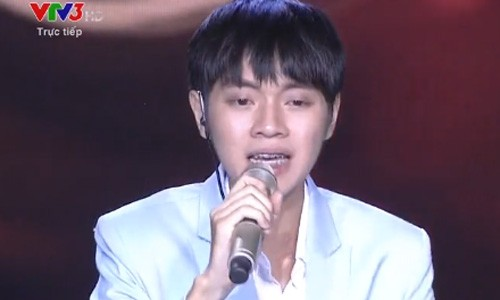 Chau noi doi thu 7 cua Cao Bao Quat dang quang Sing My Song