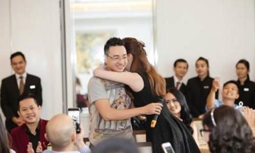 Hoang Kieu Ngoc Trinh chia tay: Bo ban nha, tuong lai den-Hinh-3