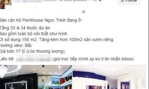 Hoang Kieu Ngoc Trinh chia tay: Bo ban nha, tuong lai den