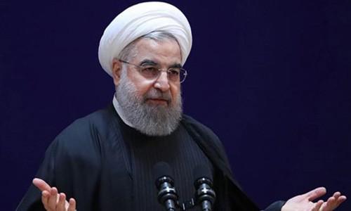Iran cam nguoi My nhap canh de tra dua ong Trump