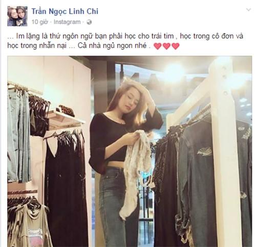 Bi vo Lam Vinh Hai to la nguoi thu ba, Linh Chi noi gi?-Hinh-2