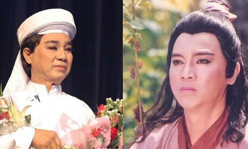 Hoai Linh, Cat Phuong tiec thuong nghe si Thanh Sang qua doi