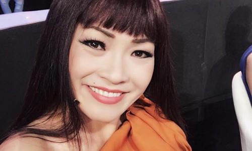 "Phuong Thanh ""than troi"" khi quay gameshow moi Toi co the"
