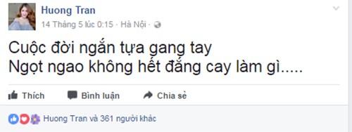 Vo dien vien Viet Anh noi gi truoc tin don ly hon?-Hinh-2