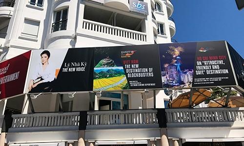 Dai dien tai Cannes len tieng ve pano Ly Nha Ky tai LHP
