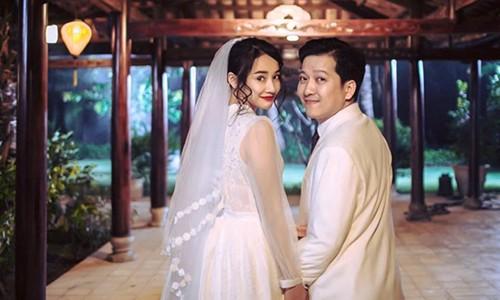 Quen chuyen dam cuoi Truong Giang - Nha Phuong di, tat ca da bi lua