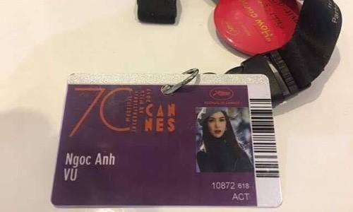 Bi nghi mao danh Ly Nha Ky o Cannes, Vu Ngoc Anh noi gi?-Hinh-2