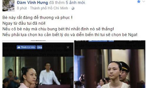 Dam Vinh Hung thuong va phuc Hoa hau Phuong Nga-Hinh-2