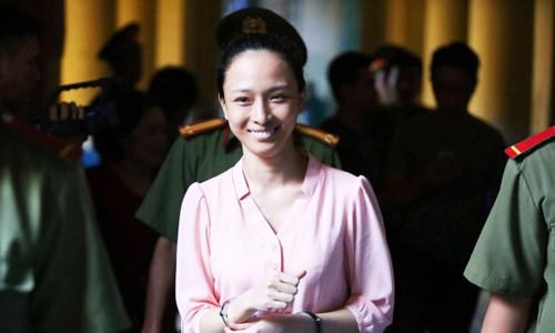Nhan chung bi an vu an hoa hau Phuong Nga se xuat hien sang nay?