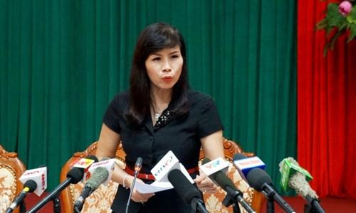 "PCT quan Thanh Xuan noi ve viec ""goi cong an ra trong xe de an bun"""