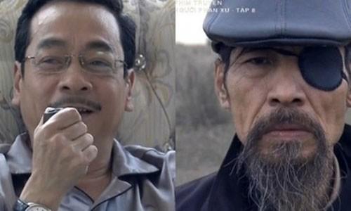Doi thu tren phim, ngoai doi Chu Hung - Hoang Dung gay bat ngo