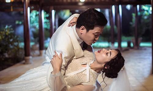 Truong Giang len tieng ve tin don chia tay Nha Phuong